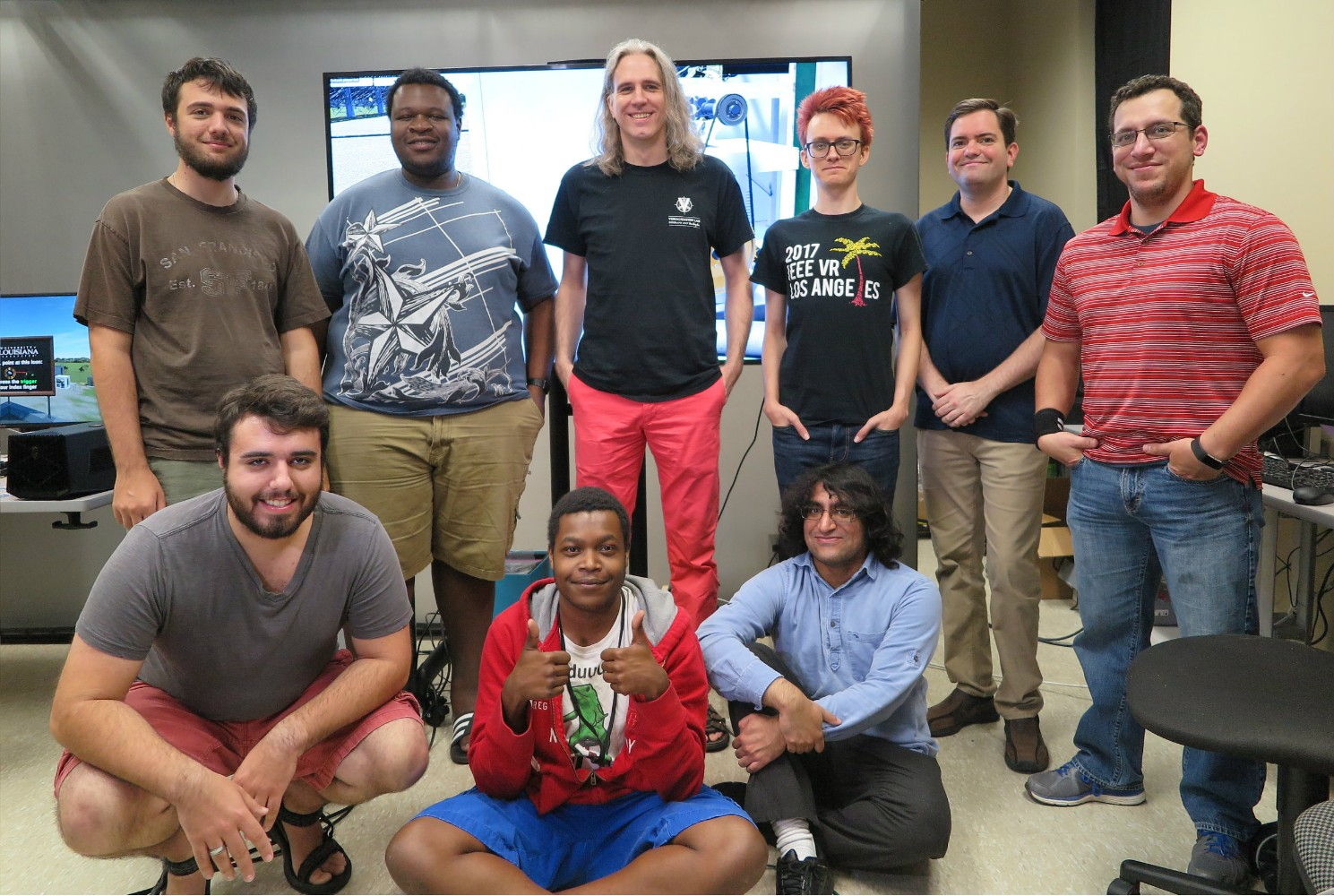 CACS VR Lab Group